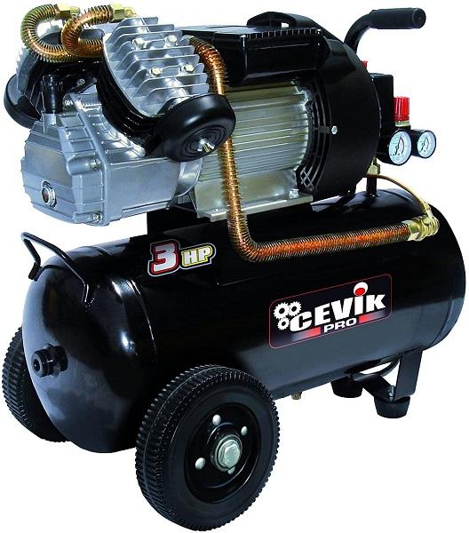 Cevik Pro 50Vx 3HP 50L