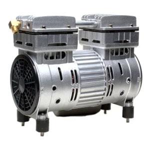 Motor silencioso para compresor de aire